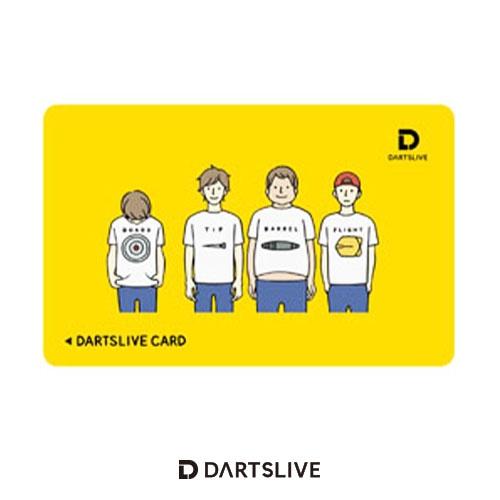 Darts Live Card [71]