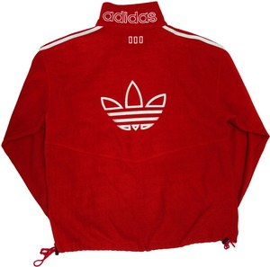 90年代 adidas フリースジャケット | アディダス アメリカ ヴィンテージ 古着