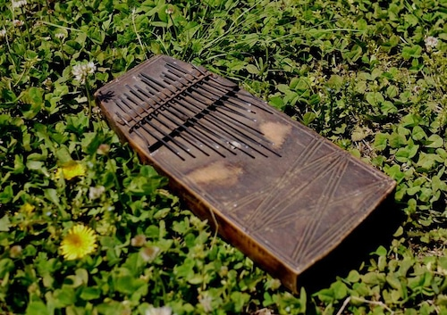 カリンバ アフリカ民族楽器 親指ピアノ ハンドオルゴール ラメラフォン