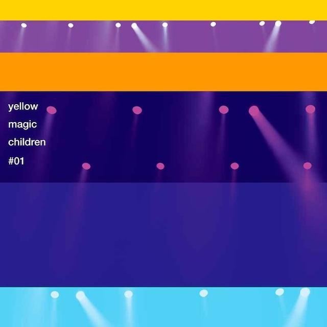 YMC - 『Yellow Magic Children #01』(通常盤) - メイン画像