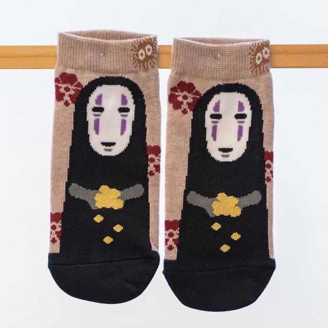 千と千尋の神隠し ソックス・靴下 23〜25cm(7964)