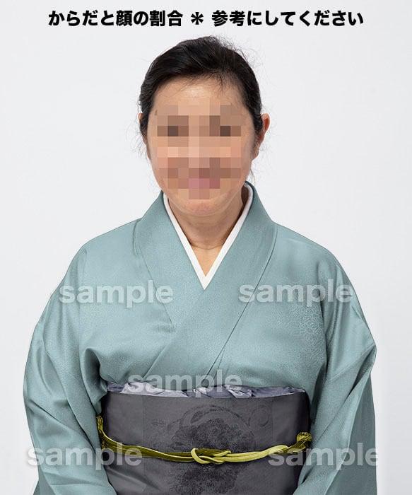 女性着物-上品な光沢生地-90個セット-B212