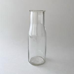 Thin Rim Milk Bottles |ヴィンテージのミルクボトル TR10