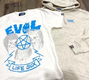 【ビーム25周年描き下ろし企画】カネコアツシ「EVOL」Tシャツ