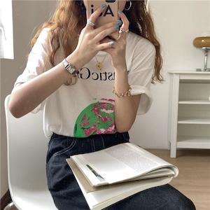 Fantastic green T-shirt