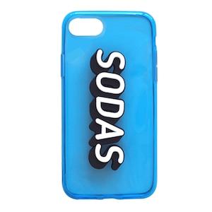 3D PARTS MENU iPhone CASE/YY-O016 BL