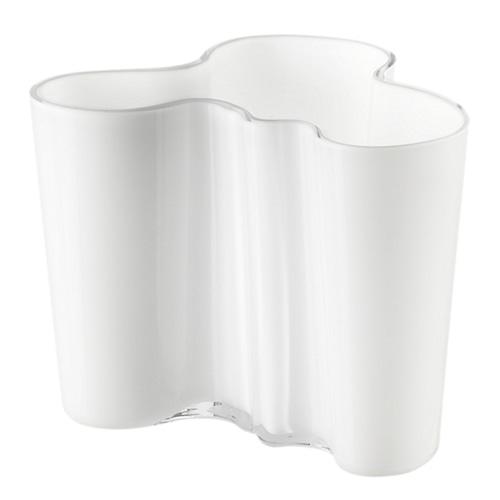 iittala(イッタラ) Alvar Aalto(アルヴァ アアルト) フラワーベース120mm ホワイト