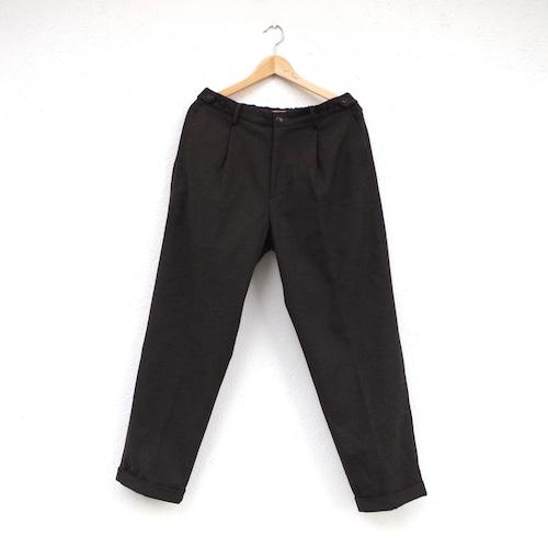 comm.arch. Co. Wo. Herringbone Trousers 再入荷
