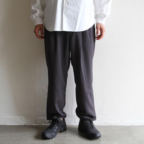 LAMOND  【 mens 】karsey strech wide pants