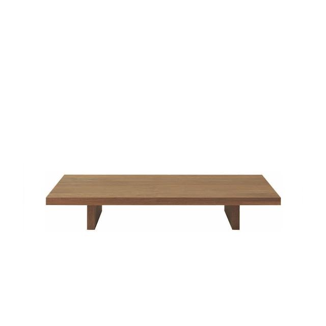 キノーシャ リビングテーブル ウォールナット 1500