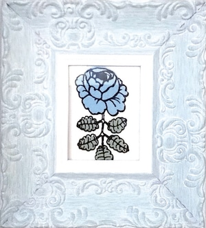 marimekko「ヴィヒキルース」ブルー