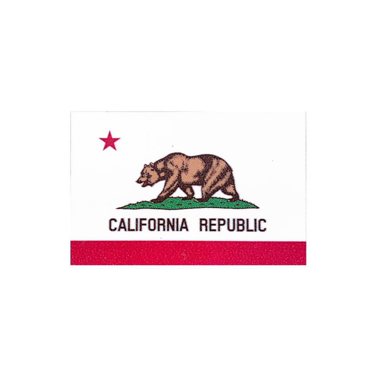 カリフォルニア州旗 マグネット