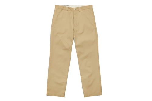WHIMSY / CHINOS -BEIGE-