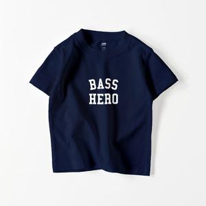 BASS HERO KIDS T (NAVY)