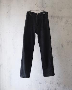 Wrangler black denim pants