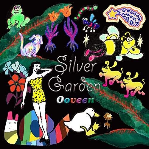 Ooveen - Silver Garden (CD)