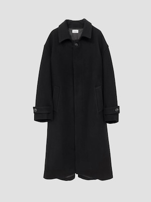 Lownn Belted Overcoat Black FW21-BELTEDCO-903044-6-1