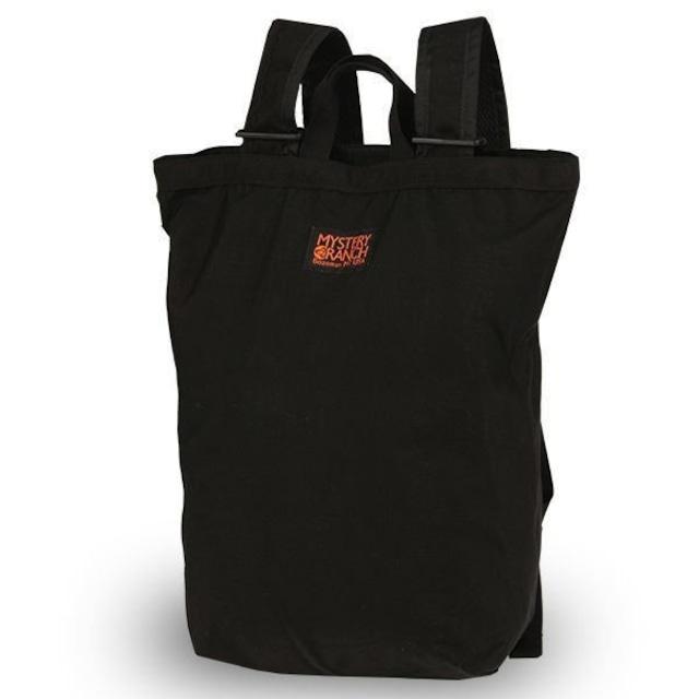 MYSTERY RANCH(ミステリーランチ) BOOTY BAG ブーティーバッグ BLACK