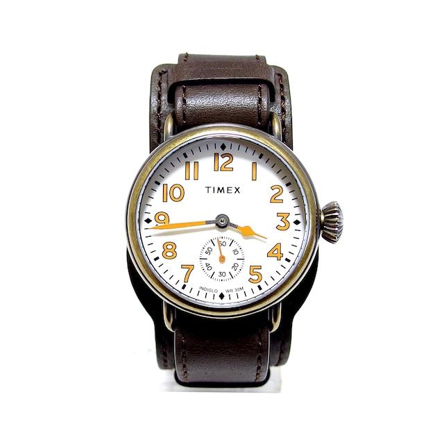 【TIMEX】 ウェルトン(ブロンズ)TW2R87900