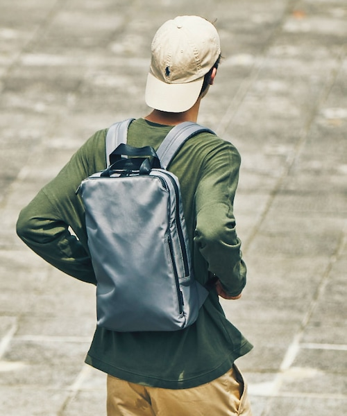 K908149【Un coeur/アンクール】NTR square backpack K908149