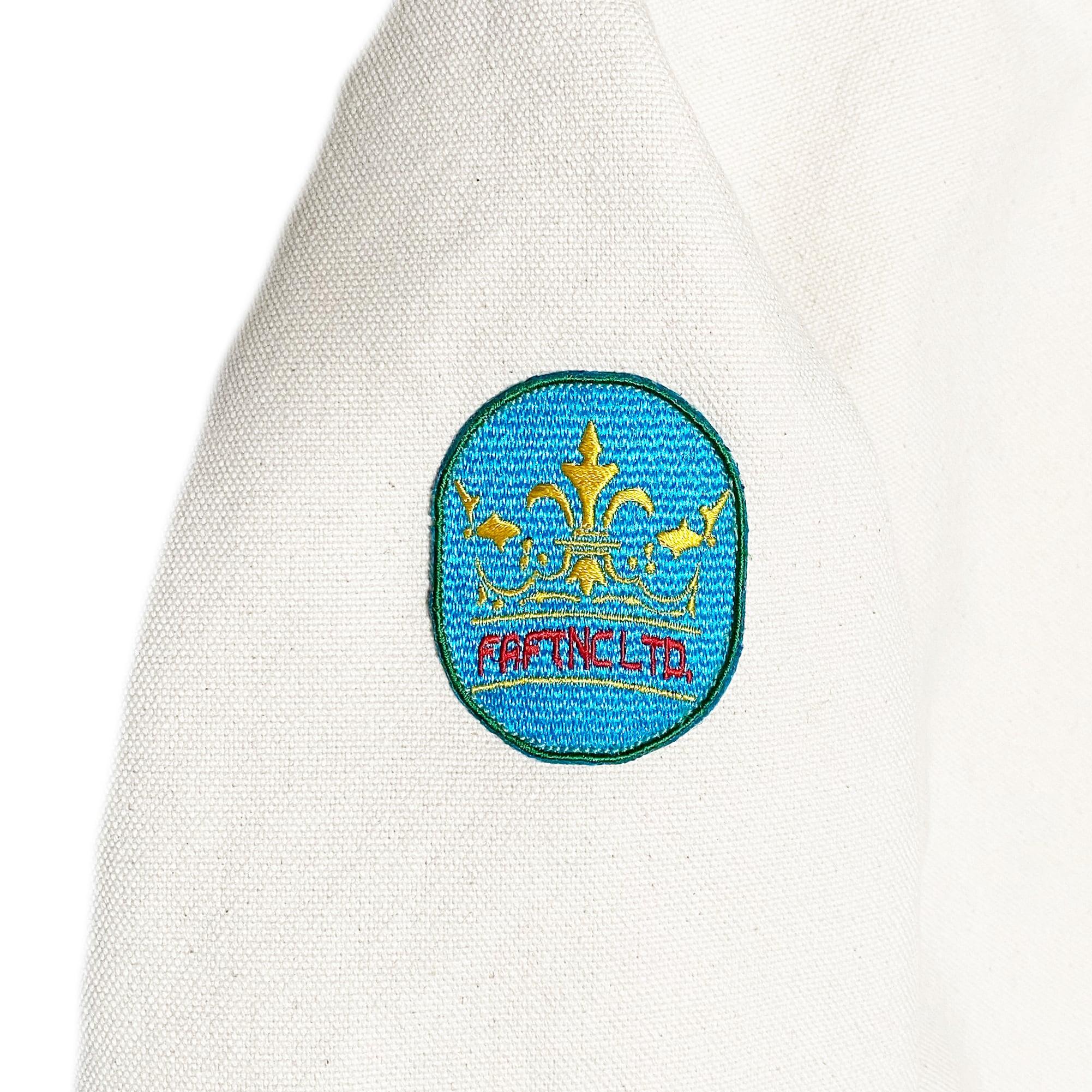 Petroit Work Jacket / White - 画像3