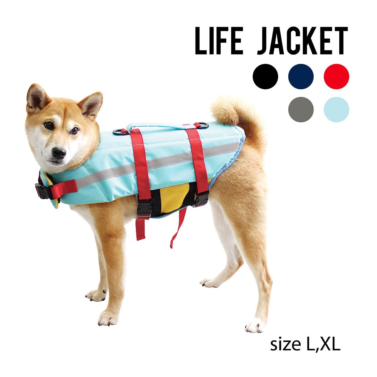 LIFE JACKET(L,XL) ライフジャケット