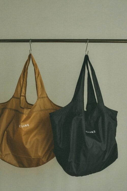 CLANE FRUIT OF THE ROOM×CLANE MARKET BAG
