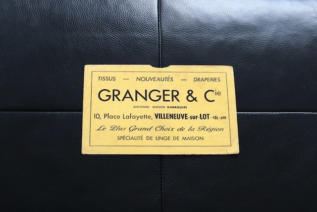 【フランス】ビュバー/ GRANGER & C