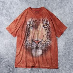 USA製 Tシャツ THE MOUNTAIN トラT 阪神T A214
