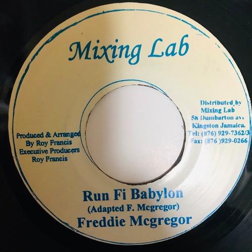 Freddie Mcgregor - Run Fi Babylon【7-10933】