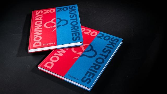 DOWNDAYS - Ski Stories 2020 コーヒーテーブル・ブック