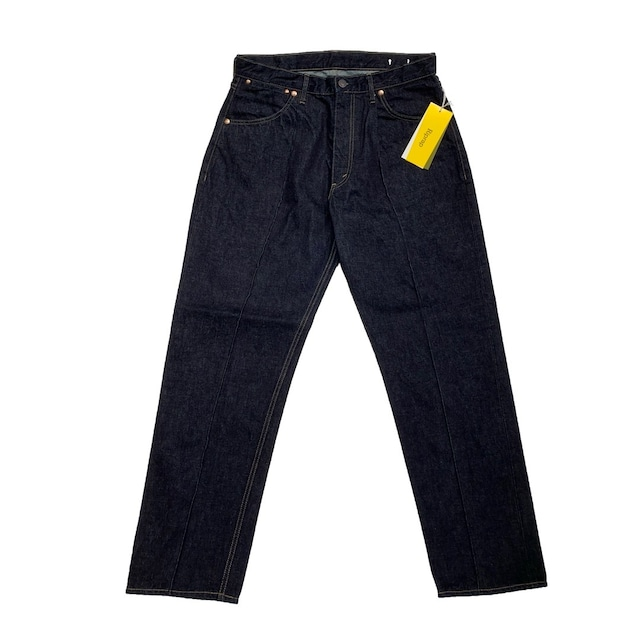 【Riprap】TWISTED CREASE JEANS