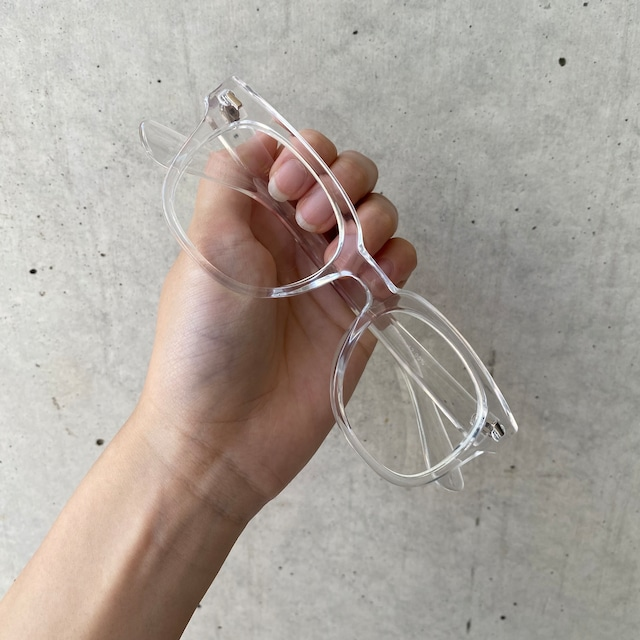 Clear frame (square)