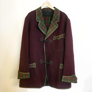 40s Vintage スモーキングジャケット