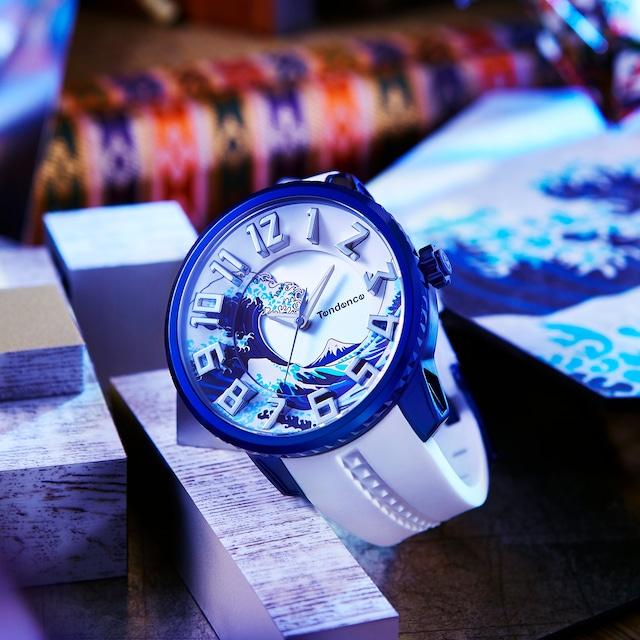 【Tendence テンデンス】TY143102 JAPAN ICON HOKUSAIジャパンアイコン(北斎)/国内正規品 腕時計