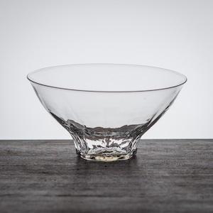 八角底深鉢(ガラスの器・小鉢・碗)/小宮 崇
