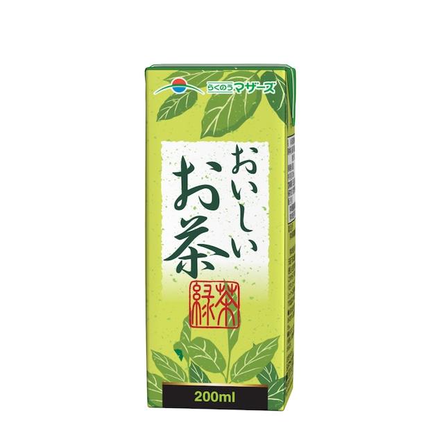お茶200ml(24本入り)