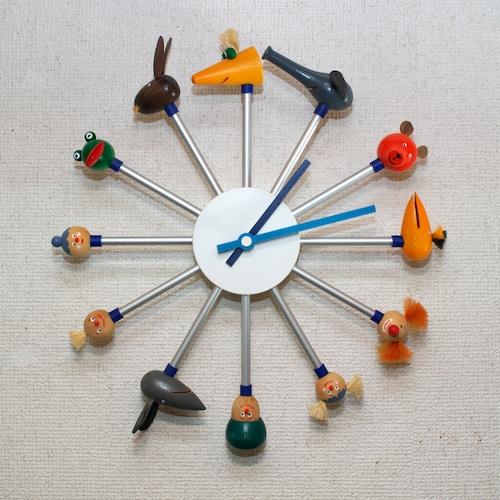 ケルナー 壁掛け時計 hopps