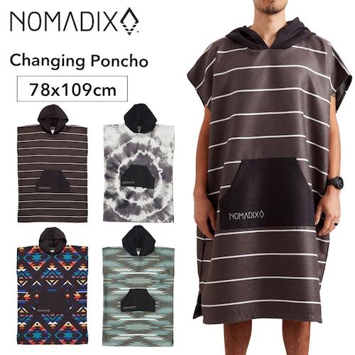 NOMADIX ノマディックス Nomadix Changing Poncho チェンジング ポンチョ タオル パーカー キャンプ 旅行 アウトドア 用品 キャンプ グッズ