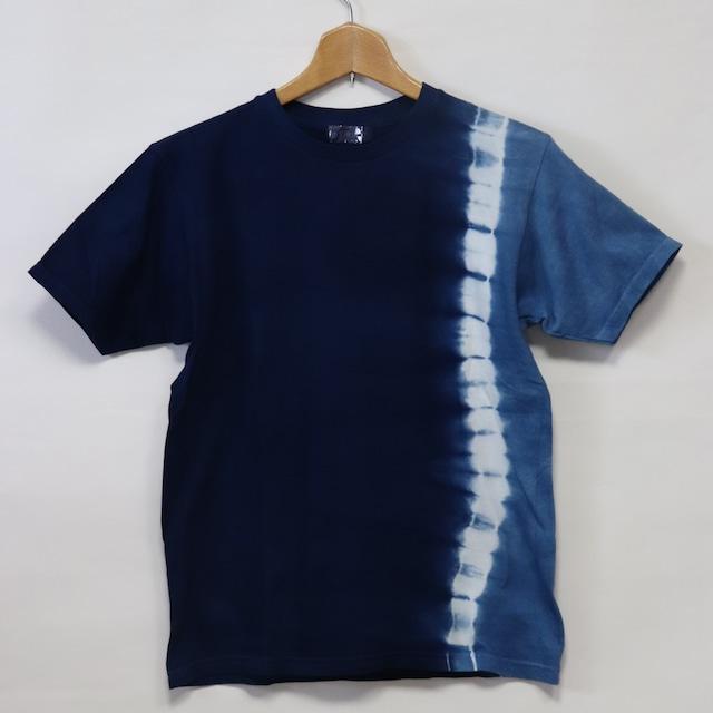 藍染Tシャツ【B】|Sサイズ