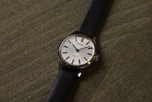 初めての手巻きシリーズ♪【ビンテージ時計】1973年3月製造 セイコー 手巻き式腕時計 日本製