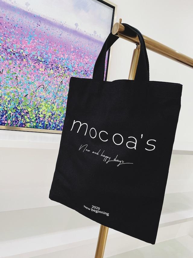 mocoa'sエコバッグ ¥1,800+tax