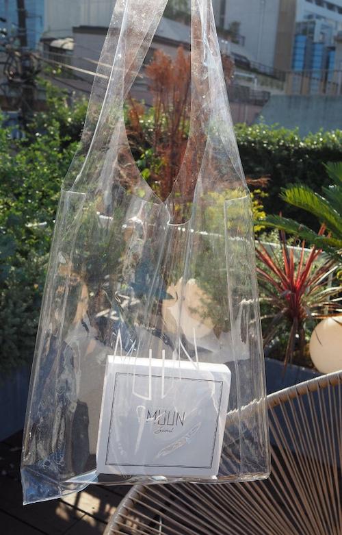 MUUN Seoul Original Pvc bag