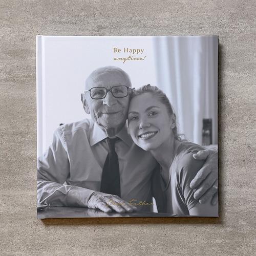 Be Happy(monochrome)-FAMILY_B5スクエア_6ページ/6カット_フォトブック
