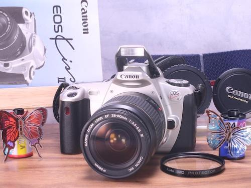 Canon EOS kiss III レンズセット