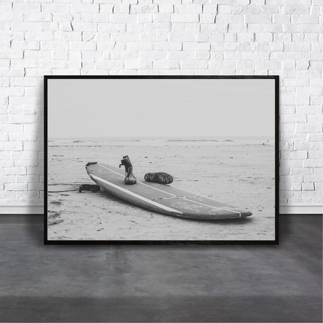 surfboard【アートポスター専門店 Aroma of Paris】[AP-000400]
