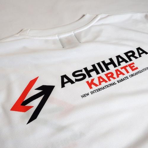 Ashihara Kaikan  芦原会館 New Logo Tシャツ White