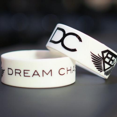 BODY ENGINEERS Dream Chaser Bracelet – White