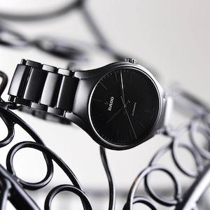 【RADO ラドー】True Automatic トゥルー(ブラック)/国内正規品 腕時計