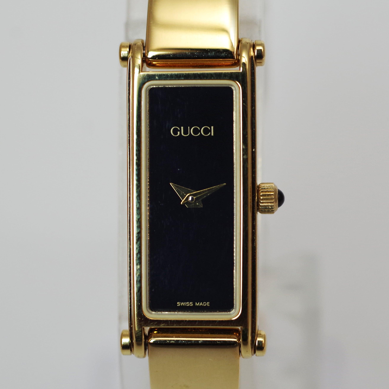 GUCCI グッチ 1500L SS クオーツ 腕時計 レディース